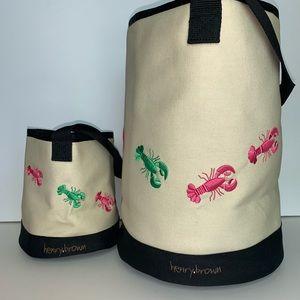 Bucket Shoulder Purse Bag